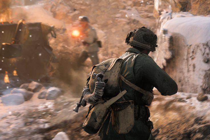 Activision a dévoilé hier une nouveauté qui va faire son apparition dans Call of Duty: WWII. Le Quartier général est le tout premier espace social dans l'histoire de la franchise et dans lequel il vous sera possible de faire pas mal de choses entre deux parties en ligne. Vous pourrez participer à des affrontements à 1 contre 1 sur le champ de tir, regarder les matchs eSport en direct au cinéma, utiliser des canons antiaériens pour gagner des récompenses et plein d'autres choses encore. Call…