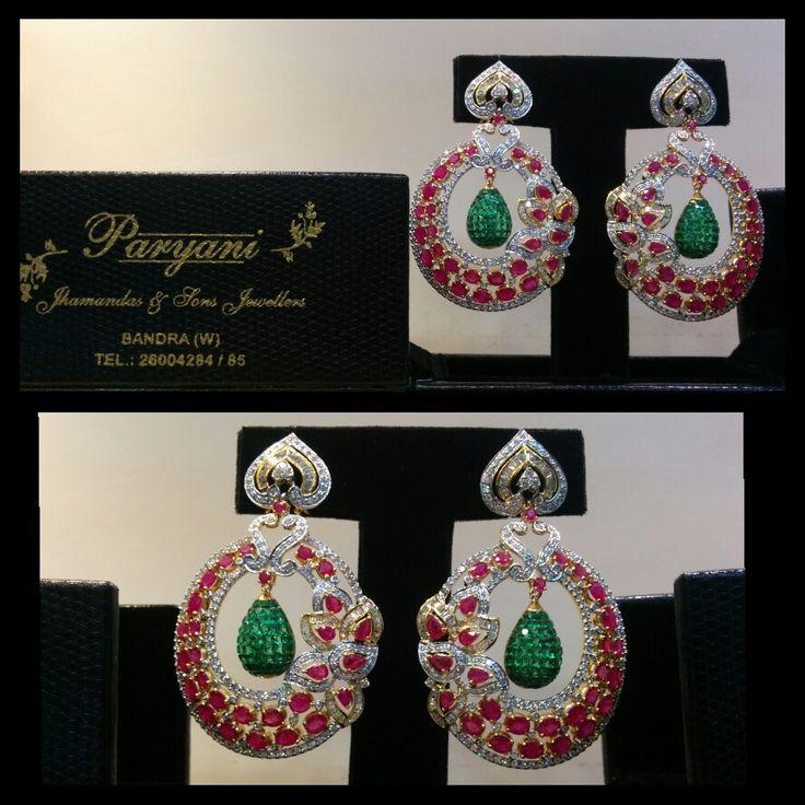 #eidmubarkh #ruby #diamonds #emerald