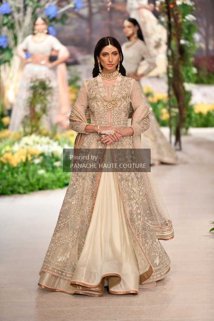 5f9f276175 Ivory colour designer wedding lehenga online fro India Couture Week 2018.  Contact us through Whatsapp +61470219564 for customisations and other  details.