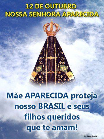 Poema a Nossa Senhora Aparecida. | RCC - ANÁPOLIS - GOIAS