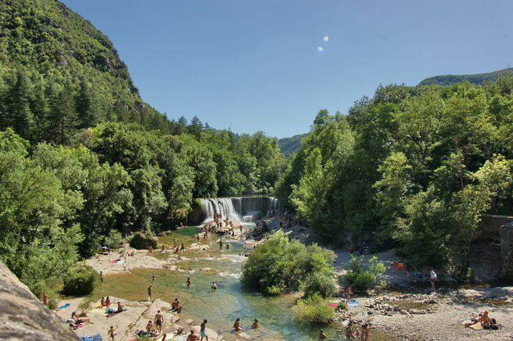 Les Cascades, Ganges, Cevennes. France