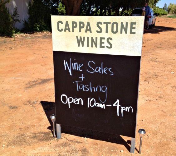 Cappa Stone Winery Mildura Wines sales and Tasting 10am-4pm definitely worth a visit.