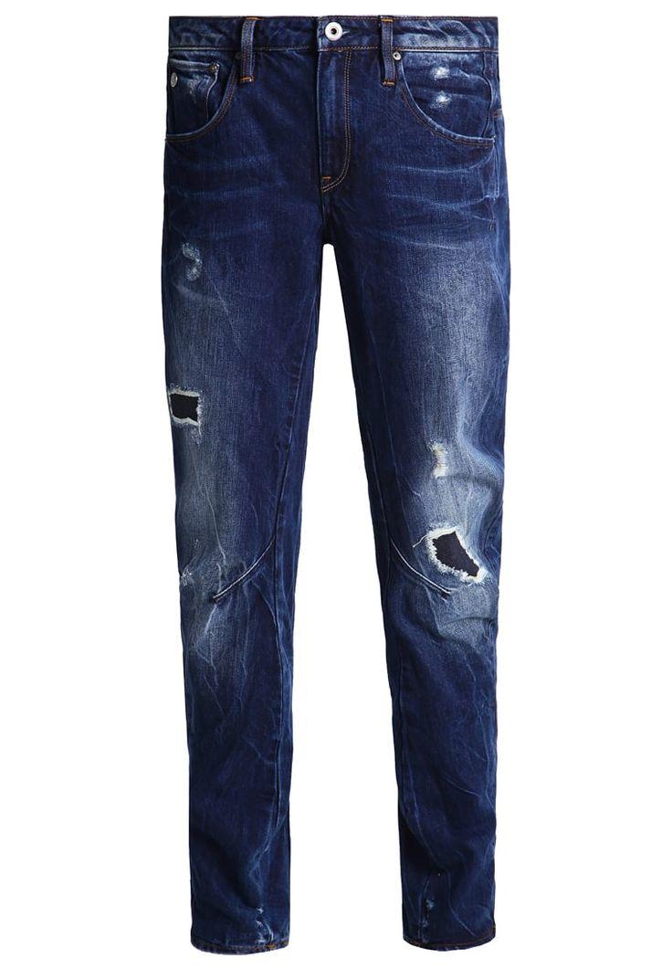 G-Star ARC 3D LOW BOYFRIEND - Jeans Relaxed Fit - rigel denim - Zalando.de