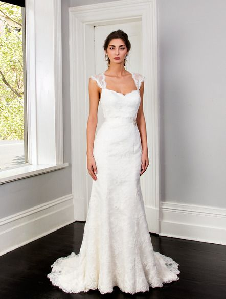 Our Celeste gown