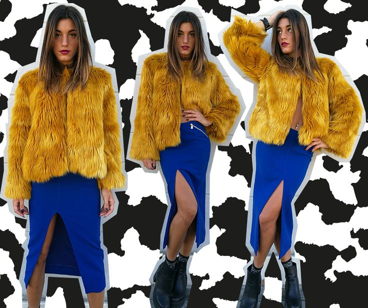 Pelliccia Aniye By & gonna Versace