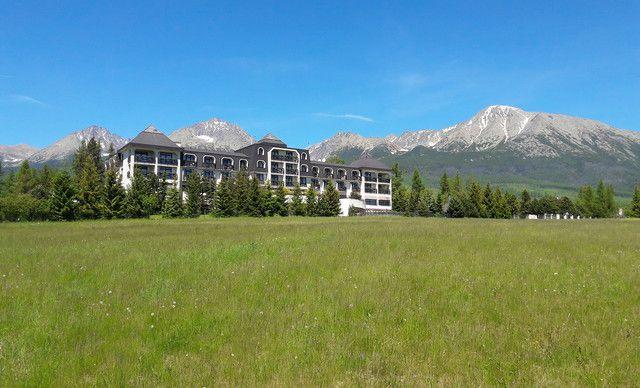 Leto pod Gerlachovským štítom v hoteli Hubert **** vo Vysokých Tatrách - rodinný dovolenkový raj