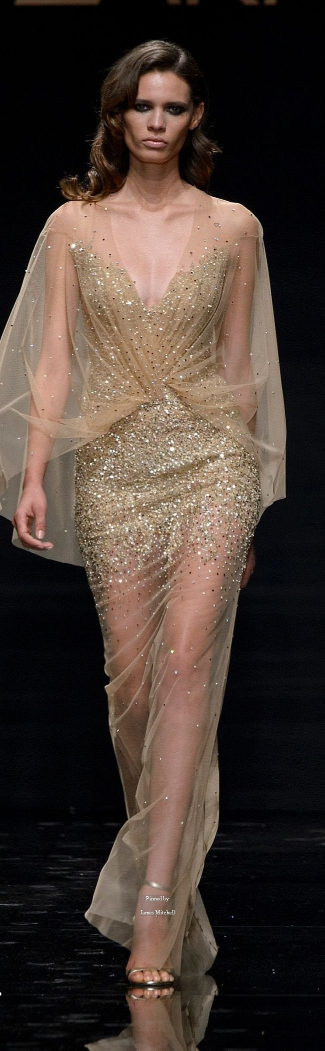 Rani Zakhem Couture Fall-winter 2015-2016