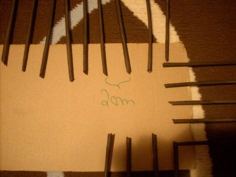 Moje pletení z papíru - Fotoalbum - ZÁKLADY PLETENÍ Z PAPÍRU