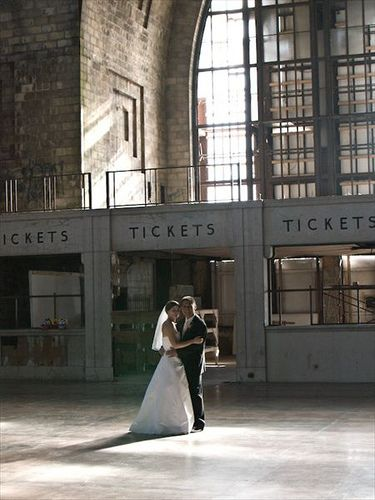 Central Terminal - Buffalo Wedding Venues for Brides in Buffalo, Niagara Falls and Western New York - Map compiled by KZO Studio Wedding Videography (www.kzostudio.com) - Click for more information on this venue!