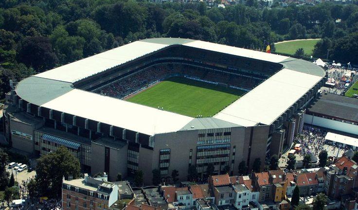 R.S.C. Anderlecht Constant Vanden Stock Stadium Capacity: 28.063