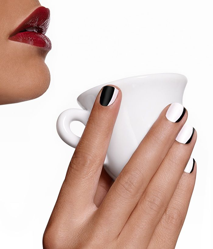 Say hello to the new French mani!