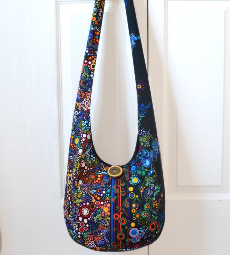 MADE TO ORDER Hobo Bag Boho Bag Sling Bag Hippie Bag Crossbody Bag Bohemian Purse Slouch Bag Hippie Purse Hobo Purse Bubbles Effervescence by 2LeftHandz on Etsy https://www.etsy.com/listing/175706341/made-to-order-hobo-bag-boho-bag-sling