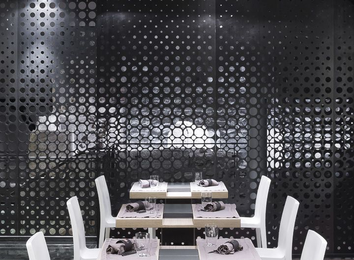 NYU Restaurant By I M Lab Oderzo Italy Retail Design Blog