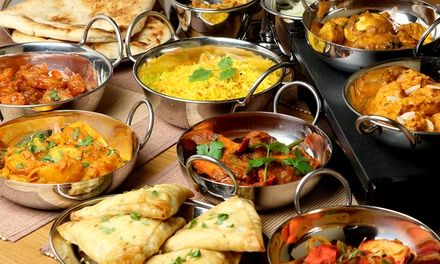 Saveurs indiennes pour 2 - Restaurant Le Rohtang Pass à Toulouse