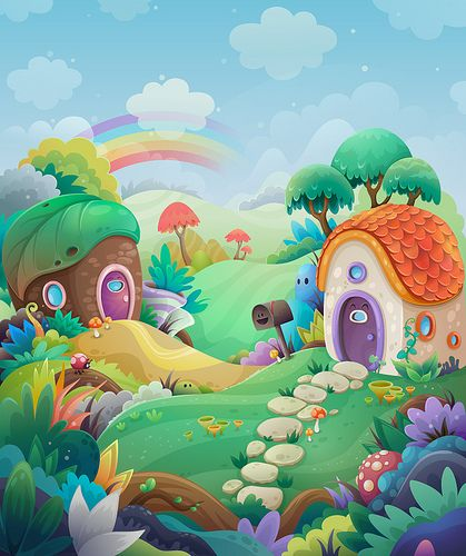 Environment Art zoobles - family day | by ☆ - ☆ zutto
