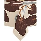"Marimekko Kumina Neutral 60""x90"" Tablecloth - turn into curtains?"