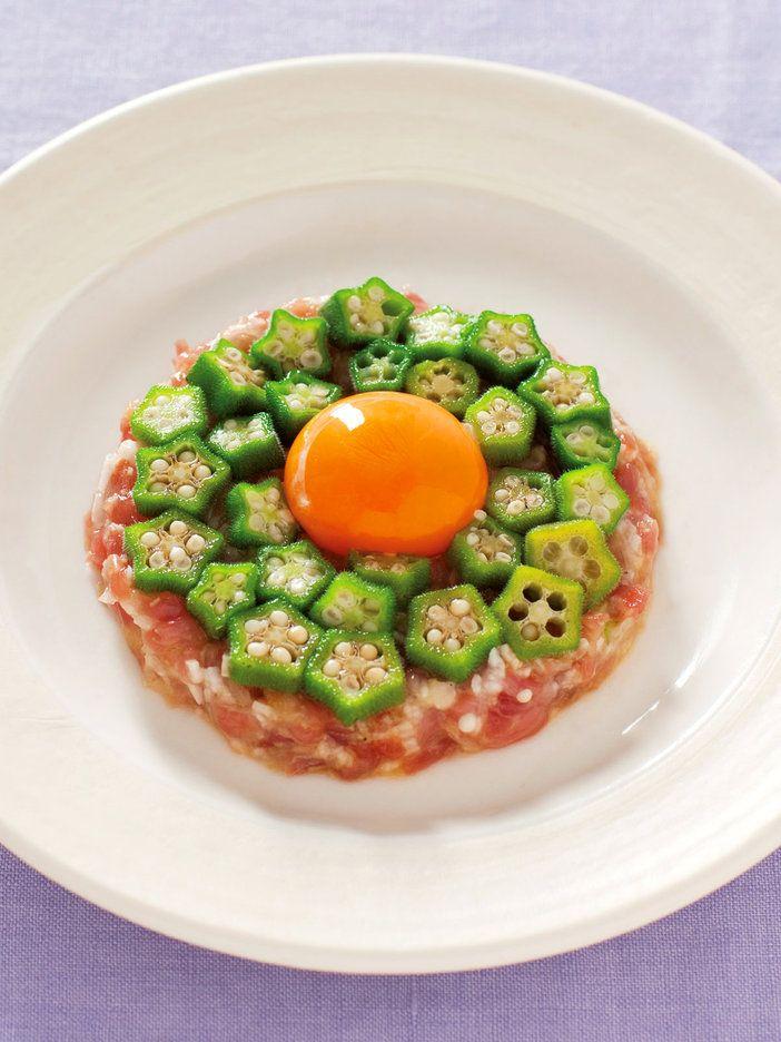 ネバネバ素材とまぐろの組み合わせで、疲れた体と心を立て直そう!|『ELLE gourmet(エル・グルメ)』はおしゃれで簡単なレシピが満載!
