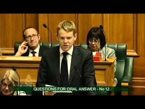 29.8.13 - Question 12: Chris Hipkins To The Minister Of EducationThe National govt have given an extra $3million per year to Wanganui Collegiate, yet only 7 extra day student places have been made available as a result. Every State school in the country would love that level of funding per-pupil. Oh, and there are heaps of surplus places in the existing Whanganui schools. Another decision based on what's best for National's privileged supporters, not the whole country.