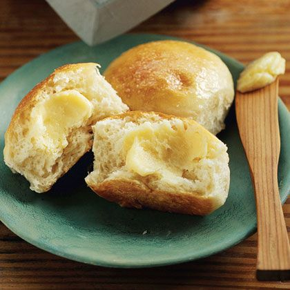 Honey Yeast Rolls Recipe | MyRecipes.com  not tried it yet... Southern Living: Easter Dinners, Honey Yeast, Food, Rolls Recipes, Honey Butter, Breads, Yeast Rolls, Side Dishes Recipes, Honey Recipes