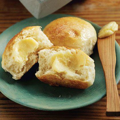 Honey Yeast Rolls Recipe | MyRecipes.com  not tried it yet... Southern LivingHoney Yeast, Easter Dinner, Side Dishes Recipe, Southern Living, Honey Butter, Honey Recipe, Breads, Yeast Rolls, Rolls Recipe