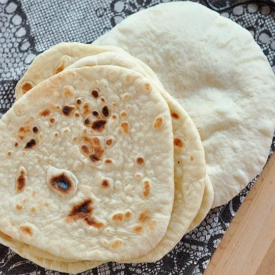 How To Make Pita Bread at Home — Cooking Lessons from The Kitchn   The Kitchn