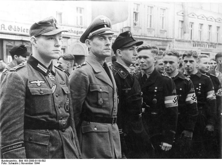 best hitler youth images world war two wwii and  young germans members of hitler youth volunteering for military service nov 1944