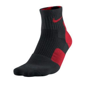 Calcetines Nike Elite 2.0 low Dri-fit rojo/negro www.basketspirit.com/Calcetines-Baloncesto