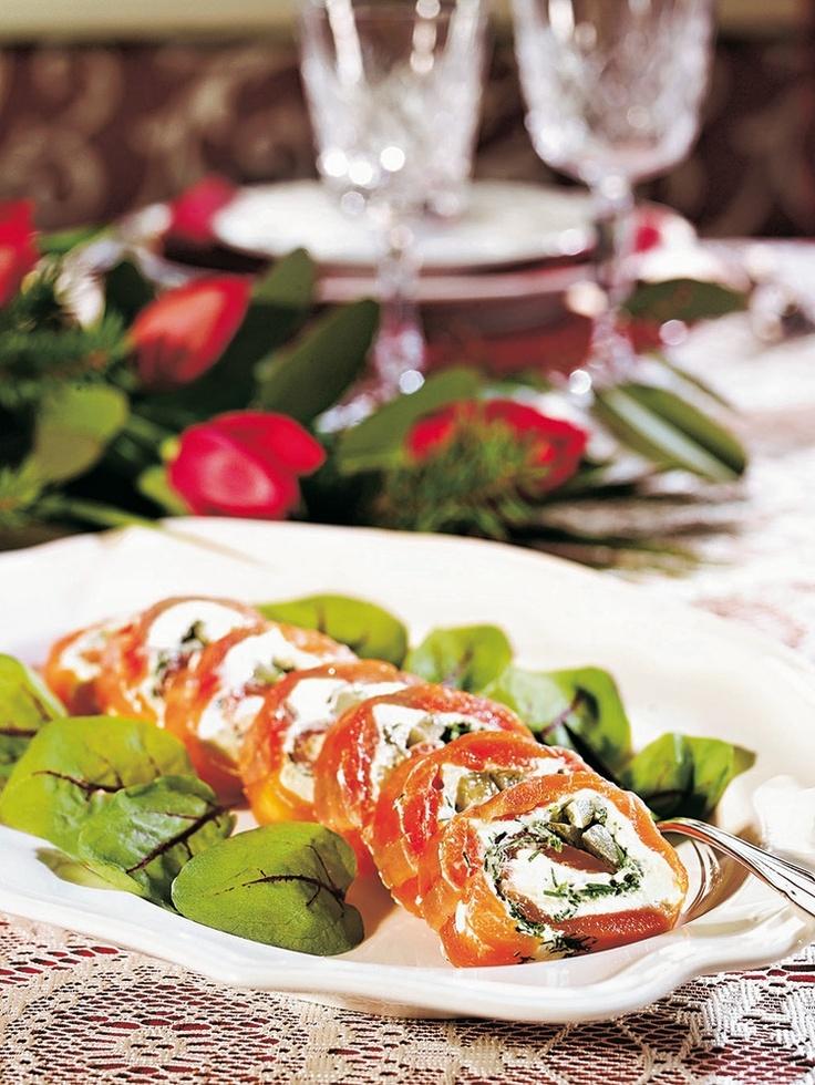 Wasabilohirullat | Kalat | Pirkka #food #christmas #joulu