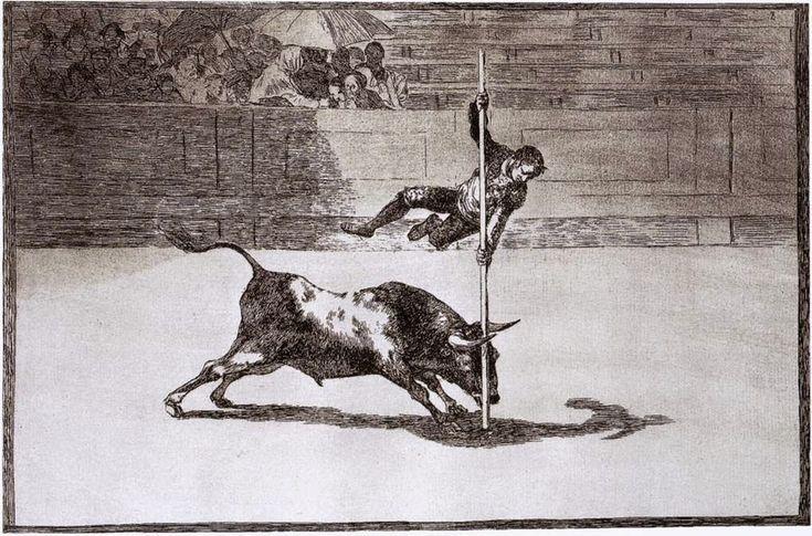 Η ταχύτητα και η τόλμη του Χουανίτο Απινιάνι στην Αρένα  της Μαδρίτης (1815-16)