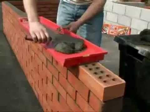 Bricky Wall-Building Tool - YouTube