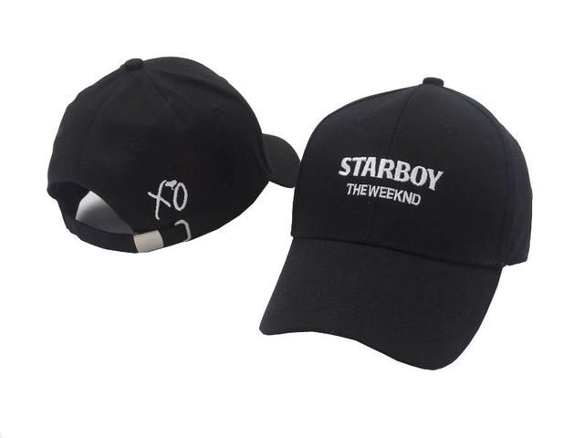 The Weeknd Starboy Dad Hat
