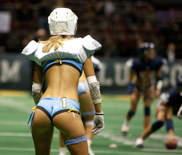 Female Lingerie Football 30