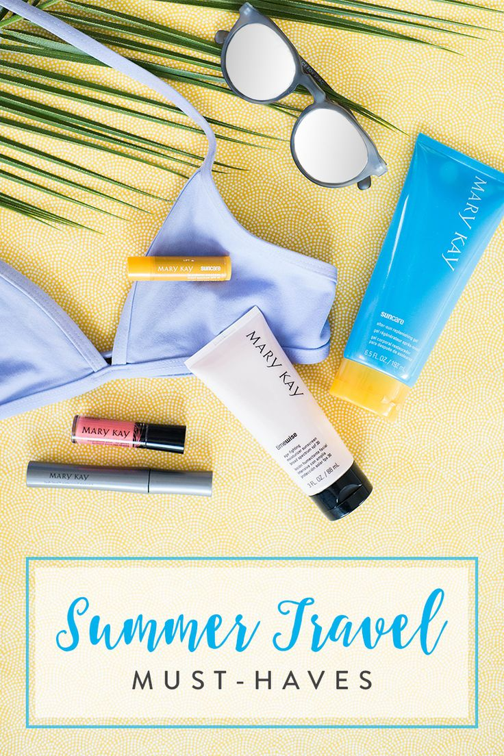 Life's a beach with so many skin-loving products! Mary Kay® Sun Care After-Sun Replenishing Gel contains soothing botanical extracts rich in antioxidants to replenish vital moisture.