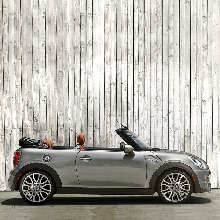 The best adventures are unplanned. So we made the #MINIConvertible to thrive on pristine days--without being confined to them. #StayOpen