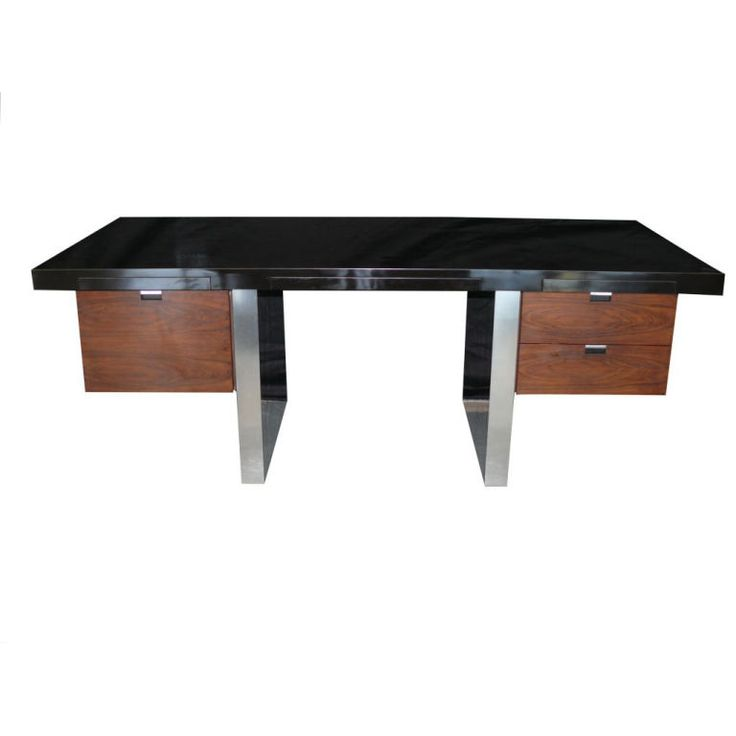 Boston Loft Furnishings Dunbar Industrial Style Kitchen: Dunbar Executive Desk By Roger Sprunger