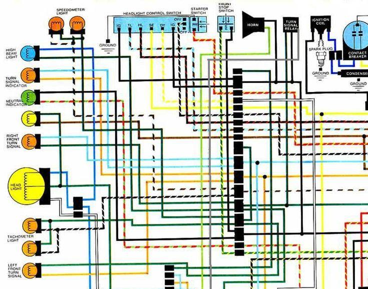 Cb360 Wiring Diagram Wiring Diagram Third Level Kawasaki