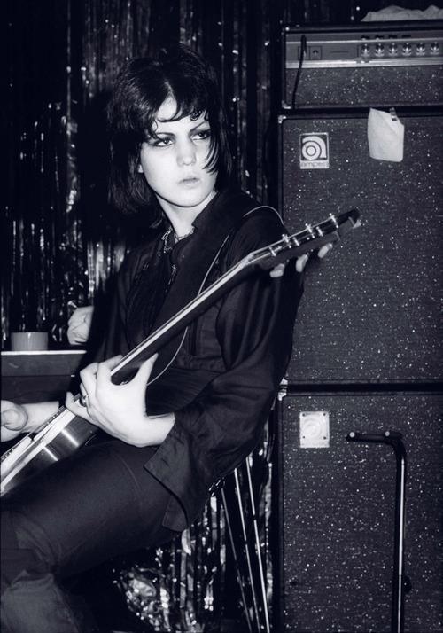 Joan Jett THE RUNAWAYS