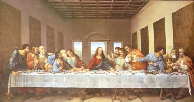 Day 5 of Holy Week:  A lot happened today, Thursday. The Last Supper (or Passover) for Jesus; communion initiated; Jesus betrayed by Judas in the garden of Gethsemane; Jesus arrested; trials begin; Peter denies Jesus 3 times. Click on link to read full account of the day.