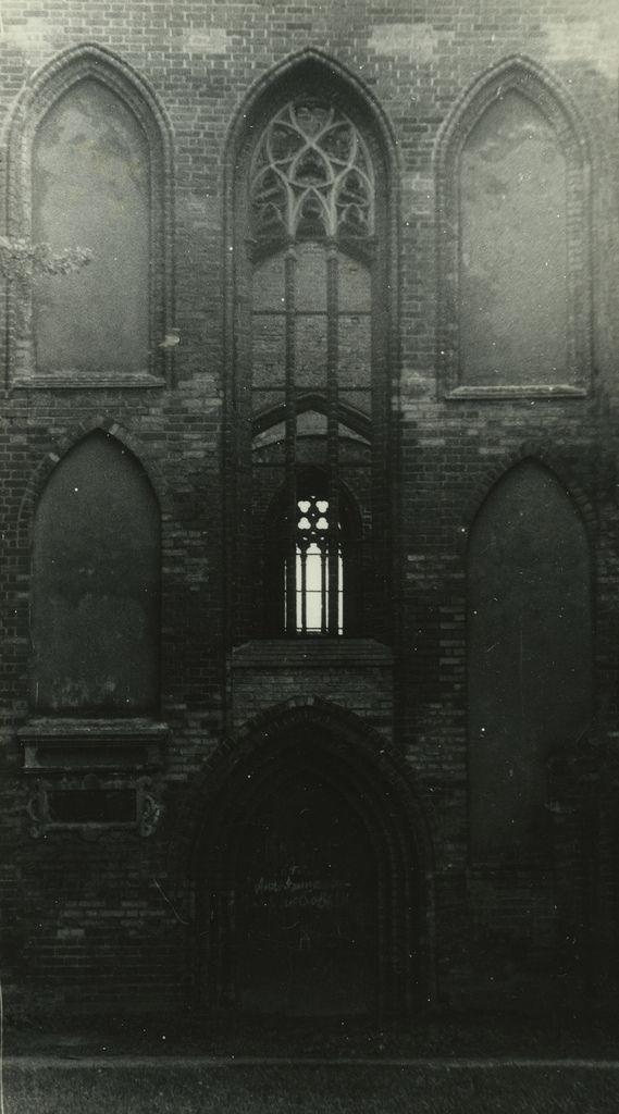 Simple Gothic   1987 - Yaroslav Gerzhedovich   via R.
