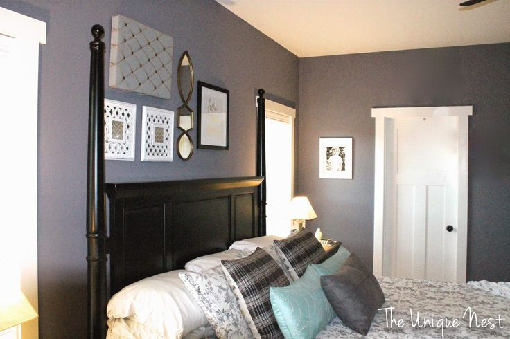 Sherwin Williams Quot Special Gray Quot Wall Color Www Theuniquenest Com Bloggers Best Diy Ideas Pinterest Bedrooms Master Bedrooms And Bedroom