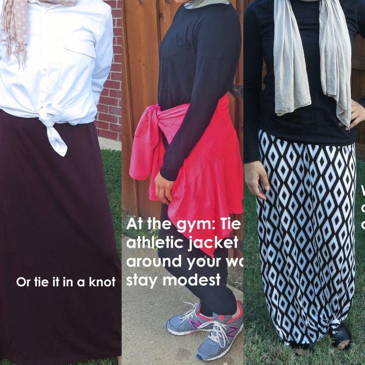 Hijab tips