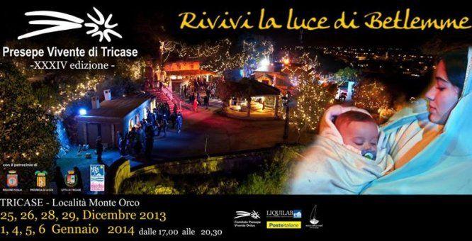 Presepe Vivente di Tricase - XXXIV Edizione - Puglia Events