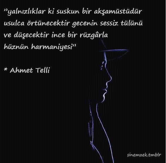 * Ahmet Telli