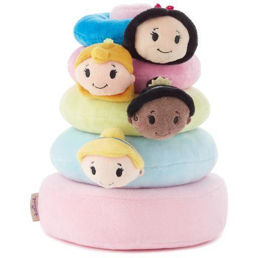 itty bittys® Disney Princess Baby Stuffed Animal Stacker,