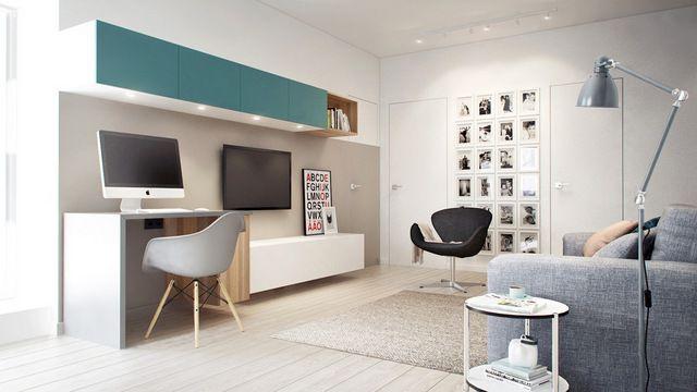 For Interieur | Agencer un petit appartement de façon design et moderne…