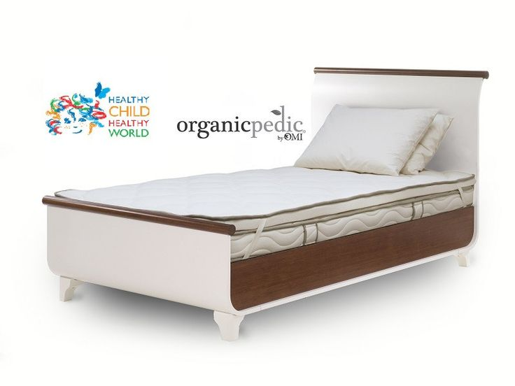 OrganicPedic® by OMI Youth Bed – Organic Mattress and Sleep Canada