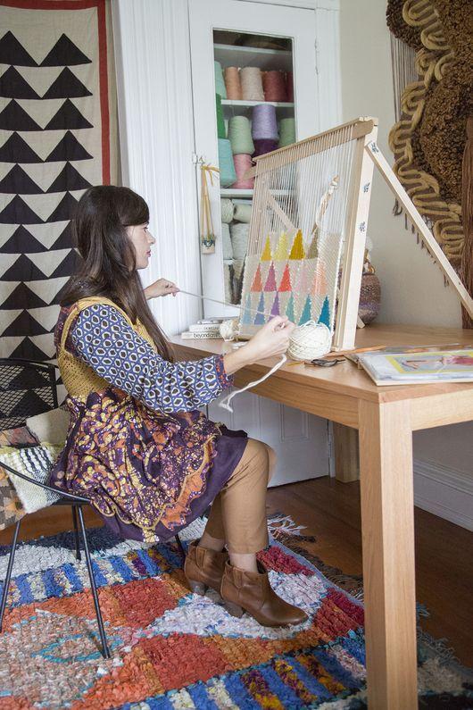 Maryanne Moodie, Brooklyn Textile Artist