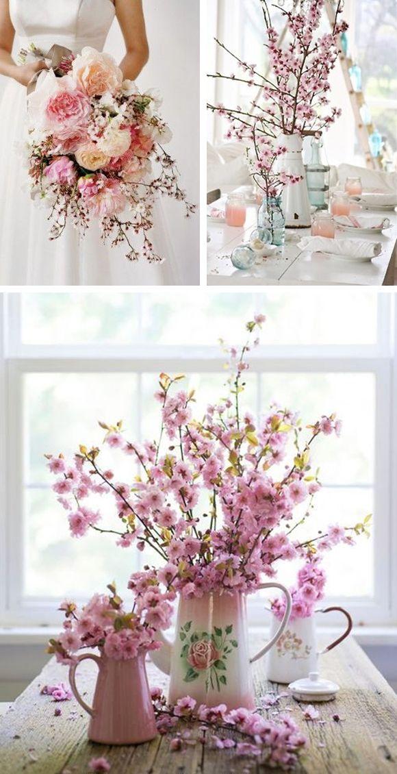 Ideas para las bodas de primavera                                                                                                                                                                                 Más