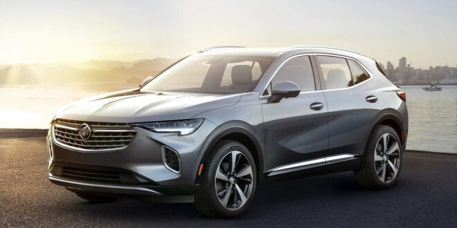 Range Topping 2021 Buick Envision Avenir Introduced In 2020 Buick Envision Buick Suv