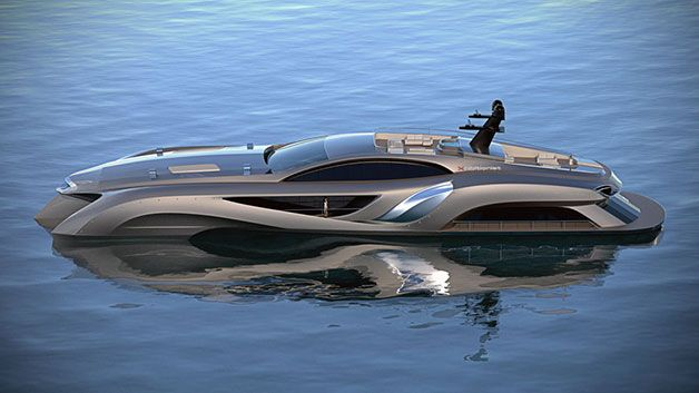 Gray Designs Xhibitionist | Yacht